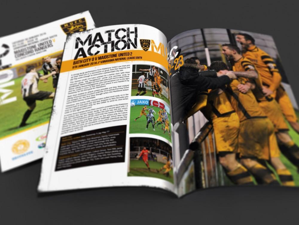 Image of a magazine spread